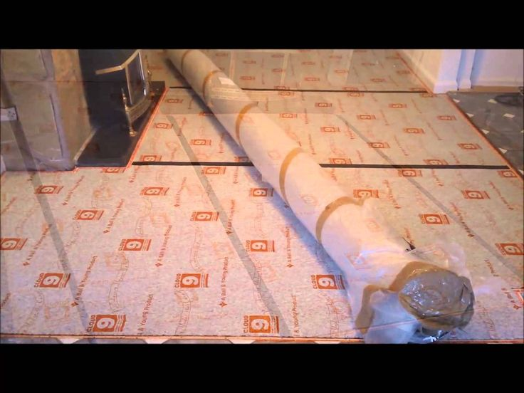 How To Lay A Carpet, How To Fit A Carpet ,Underlay, Gripper Rods, Comple...