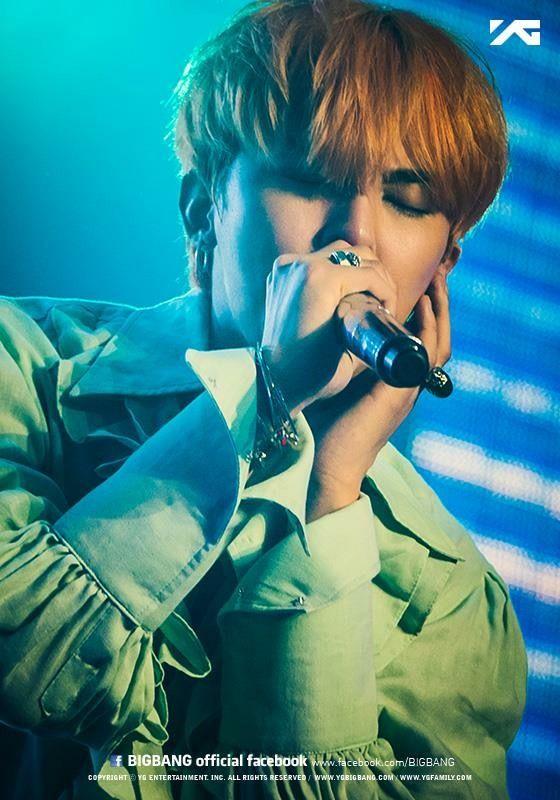 #GD #GDRAGON #Jiyong #BIGBANG #live