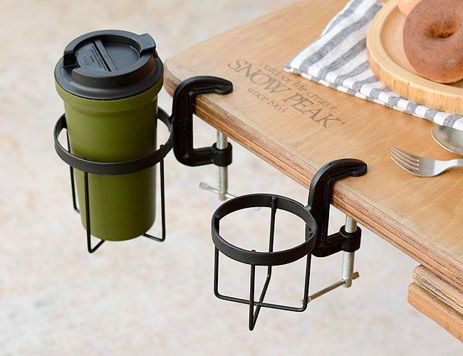Clanper ボトルホルダー ゼネラルストア オルネ キャンプ用テーブル ボトルホルダー キャンプグッズ
