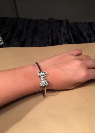 Kaufe meinen Artikel bei #Kleiderkreisel http://www.kleiderkreisel.de/accessoires/armbander-and-armreife/78960750-schleifen-armreif-silber
