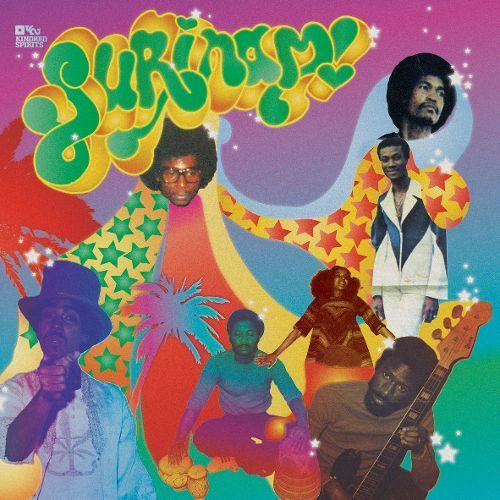 Surinam!: Boogie & Disco Funk from Surinamese Dancefloors '76 - '83 [LP] - Vinyl