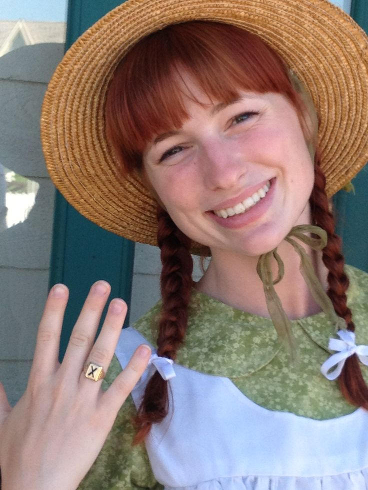 Who knew?  Anne of Green Gables went to StFX.