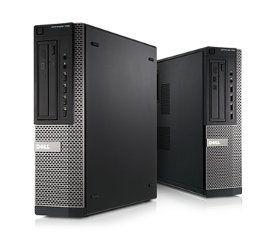 Dell OptiPlex Desktop SFF PC - Intel Core i5-2400 3.1GHz 8GB 1TB DVDRW Windows 10 Pro (Certified Refurbished)