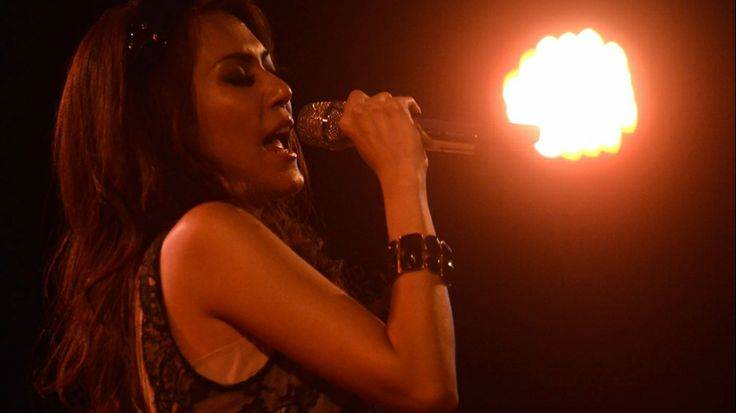 Sierra Soetedjo dazzle at Java Jazz 2014