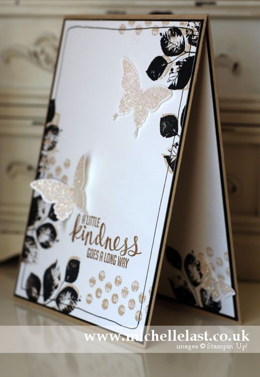 Fabulous kinda-eclectic-crumb-cake card by Michelle Last