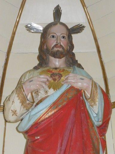 Sagrado Corazón de Jesús. Monasterio de San José, Madres Carmelitas Descalzas.