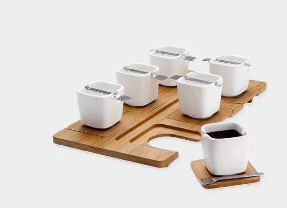 Espresso Set.  I want it.