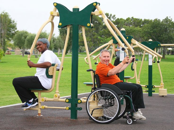 Greenfields Outdoor Fitness Brings The Whole Community