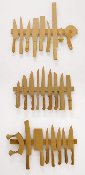 SylvieRENO;Cardboard Art