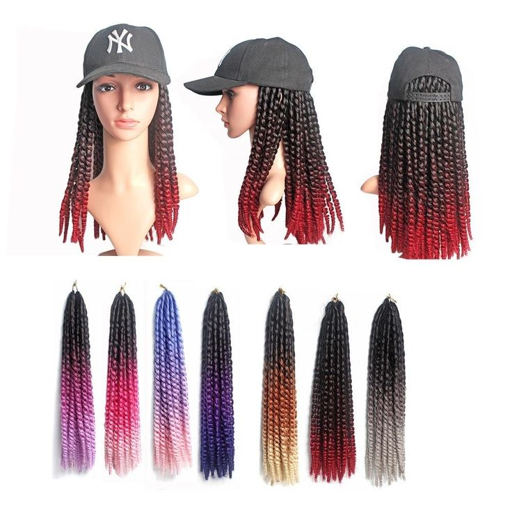 Crochet Braids El Paso : 3Pc 20 Havana Mambo Twist Crochet Braid Braiding Hair Ombre 2/3 Tone ...