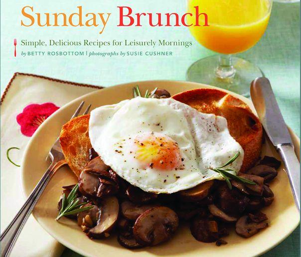 Sundays mean sleep ins, which means brunch!