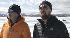 Leonardo DiCaprio lança documentário sobre mudanças climáticas