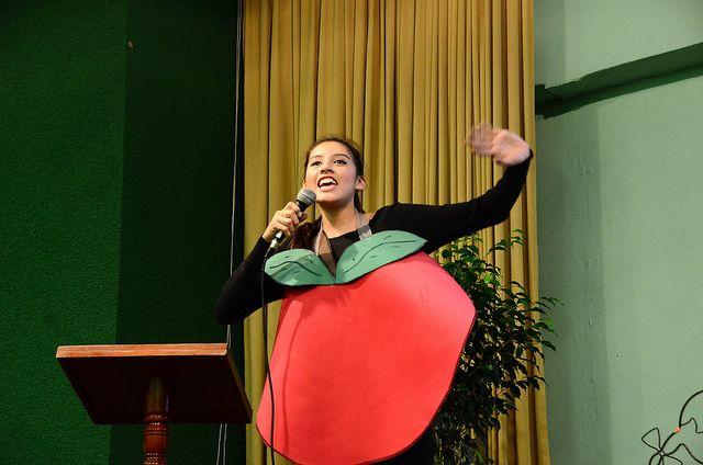VII Congreso de Nutrición para Escolares realizado por la Escuela de Nutrición con niños de los niveles preescolar y primaria de escuelas de Montemorelos, el 16 de octubre del 2012 (Día Mundial de la Alimentación) en el Auditorio de la Facultad de Ci Nutricion Gratis