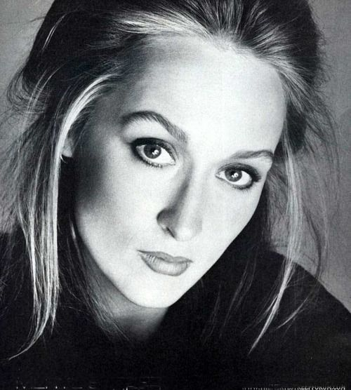 Wow! What a woman! -- Meryl Streep, Vogue (1979)