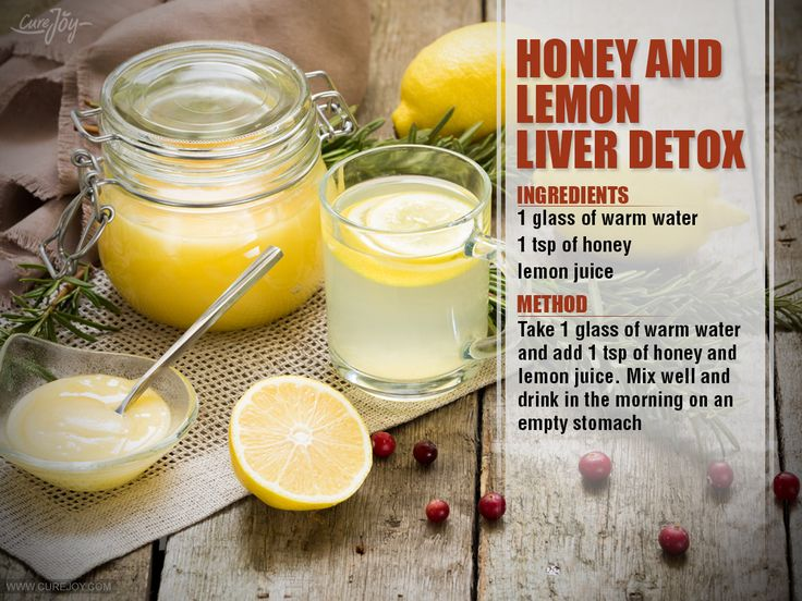 The Most Effective Drink for Quick Liver Detoxing
