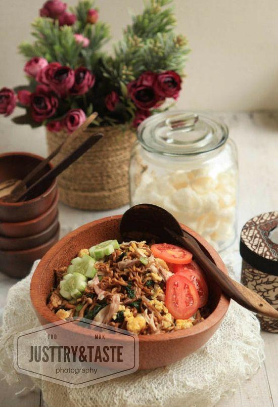 Just Try & Taste: Review Jakarta Catering & Resep Bakmi Goreng Jawa ...