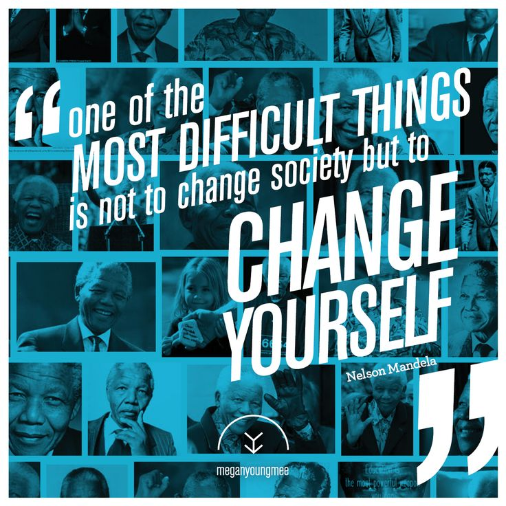 Nelson Mandela Quotes On Change: 28 Best Nelson Mandela Quotes Images On Pinterest