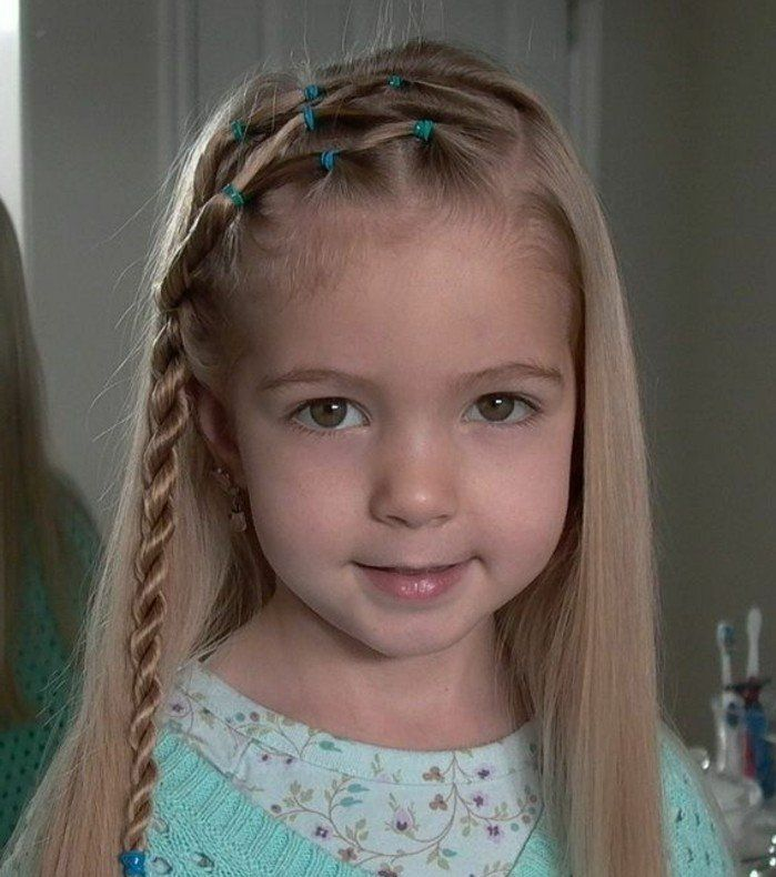 Pleasant 1000 Ideas About Little Girl Bangs On Pinterest Blonde Little Hairstyle Inspiration Daily Dogsangcom