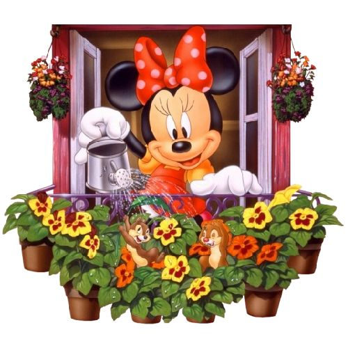 Minnie Mouse Cartoon Images free To Copy For Your Own Personal Use