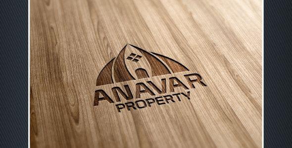 Anavar Property Logo Templates