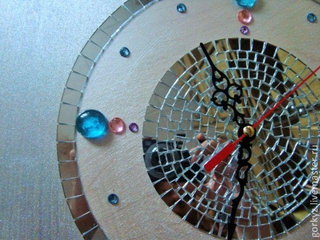 """Купить СКИДКА!!! Настенные часы """"Лунные"""" - часы круглые, часы для дома, часы для кухни"""