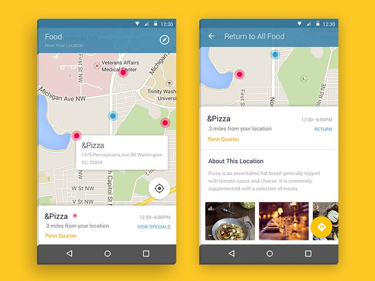 App by @EwThatsGross http://www.uplabs.com/posts/my-location-material-design