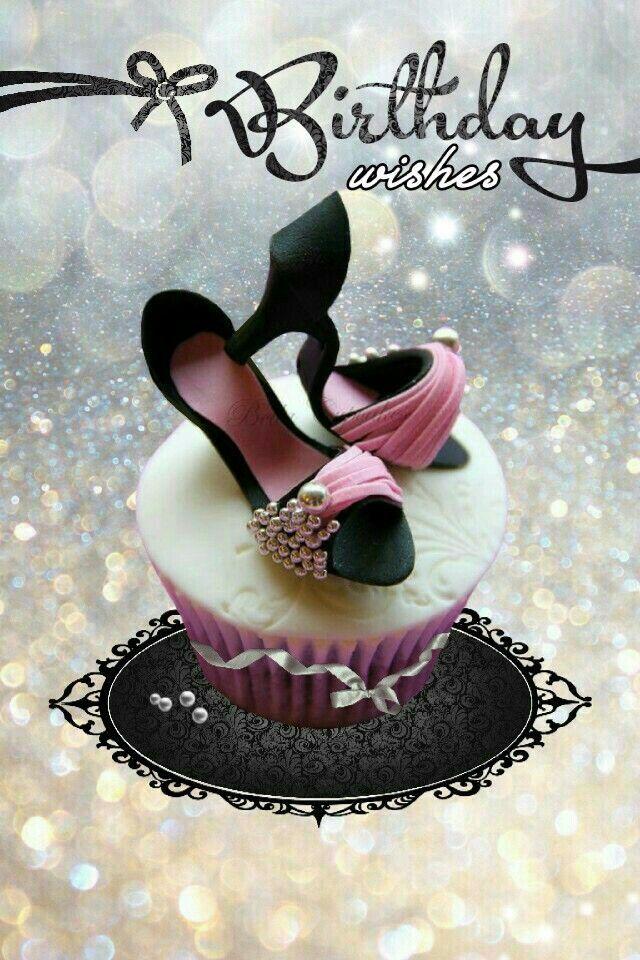 Открытки с днем рождения гламурные девушки
