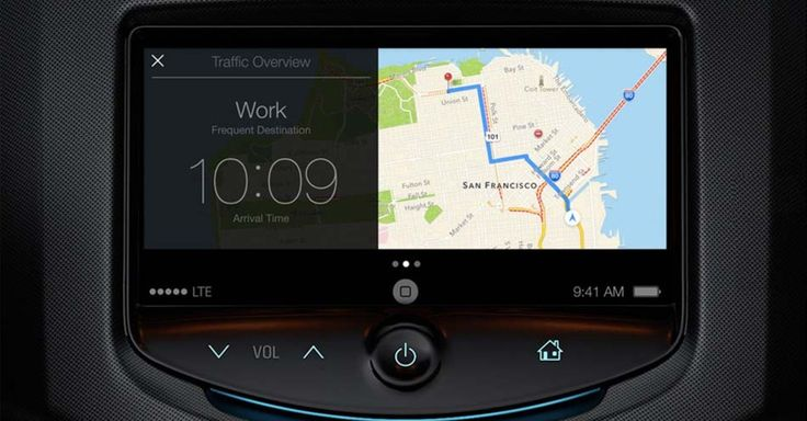 Apple's 'iOS in the Car' System Screenshots Show Up on Twitter