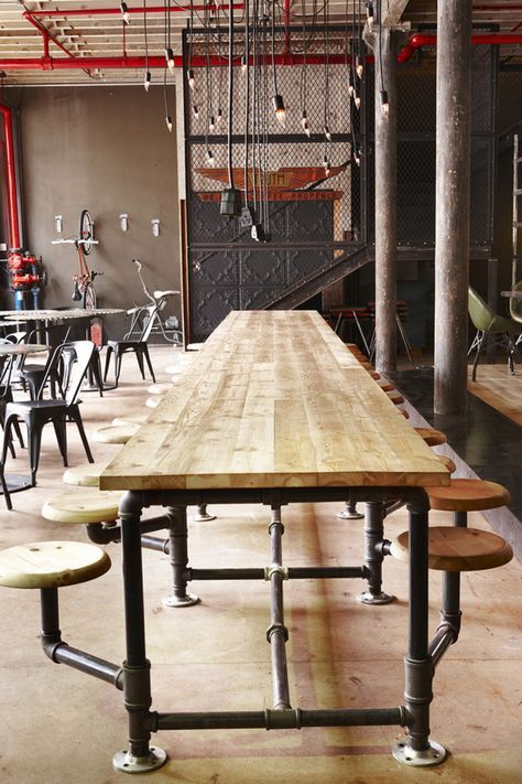 Good Truth Coffee Shop: A Steampunk Cafe In Cape Town