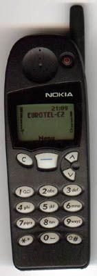Nokia 5110 - takhle vypadá...