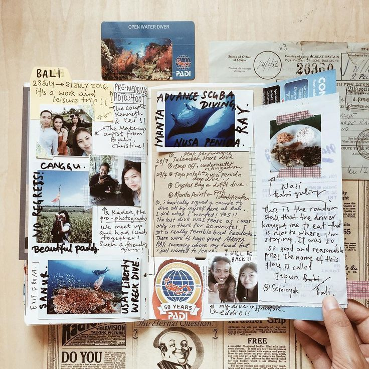 Travel reports are a great way to save memories and …