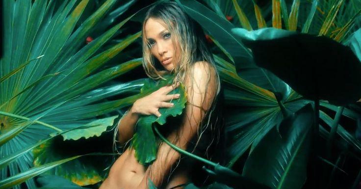 Jennifer Lopez @JLo #jlo, Marc Anthony team for steamy, meta 'Ni Tú Ni Yo music video #Celebrity #anthony #jennifer #lopez #music