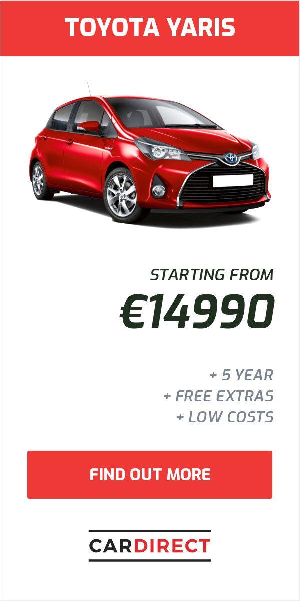 Toyota Yaris Car Ad Template In 2020 Car Ads Car Deals Ads