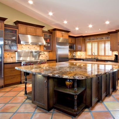 Golden Crystal Granite Design Ideas Pictures Remodel And Decor Mesmerizing How To Design A Kitchen Remodel Design Ideas