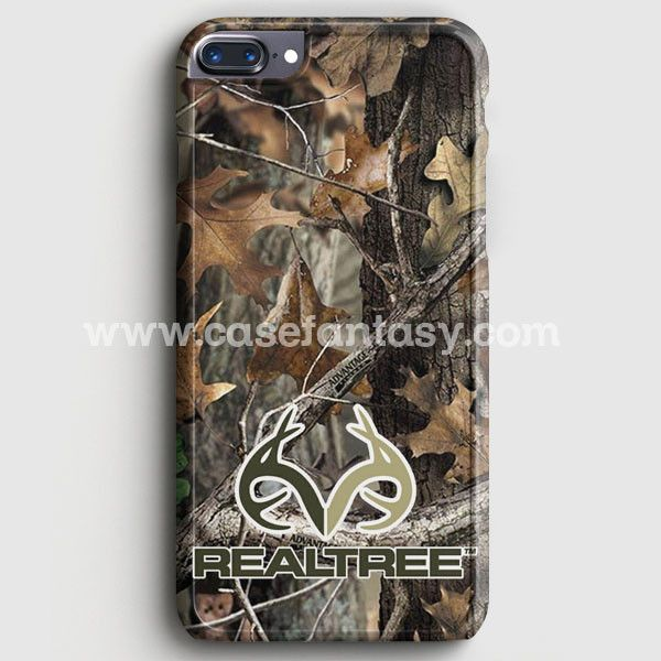Realtree Ap Camo Hunting Outdoor case provides a protective yet stylish shield between your iPhone 7 Plus and accidental bumps, drops, and scratches. Features slim and lightweight profile, precise cut