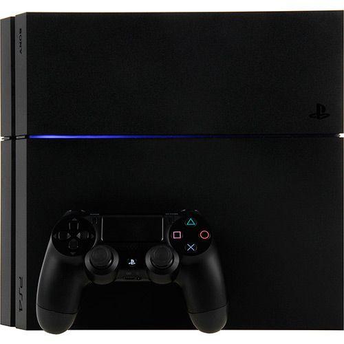 Console PS4 500GB + 1 Controle Dualshock 4 (Fabricado no Brasil com 1 ano de garantia) - Sony