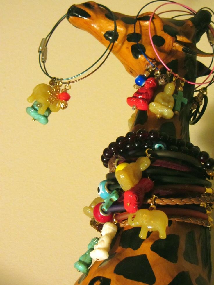 LARA ART bracelets