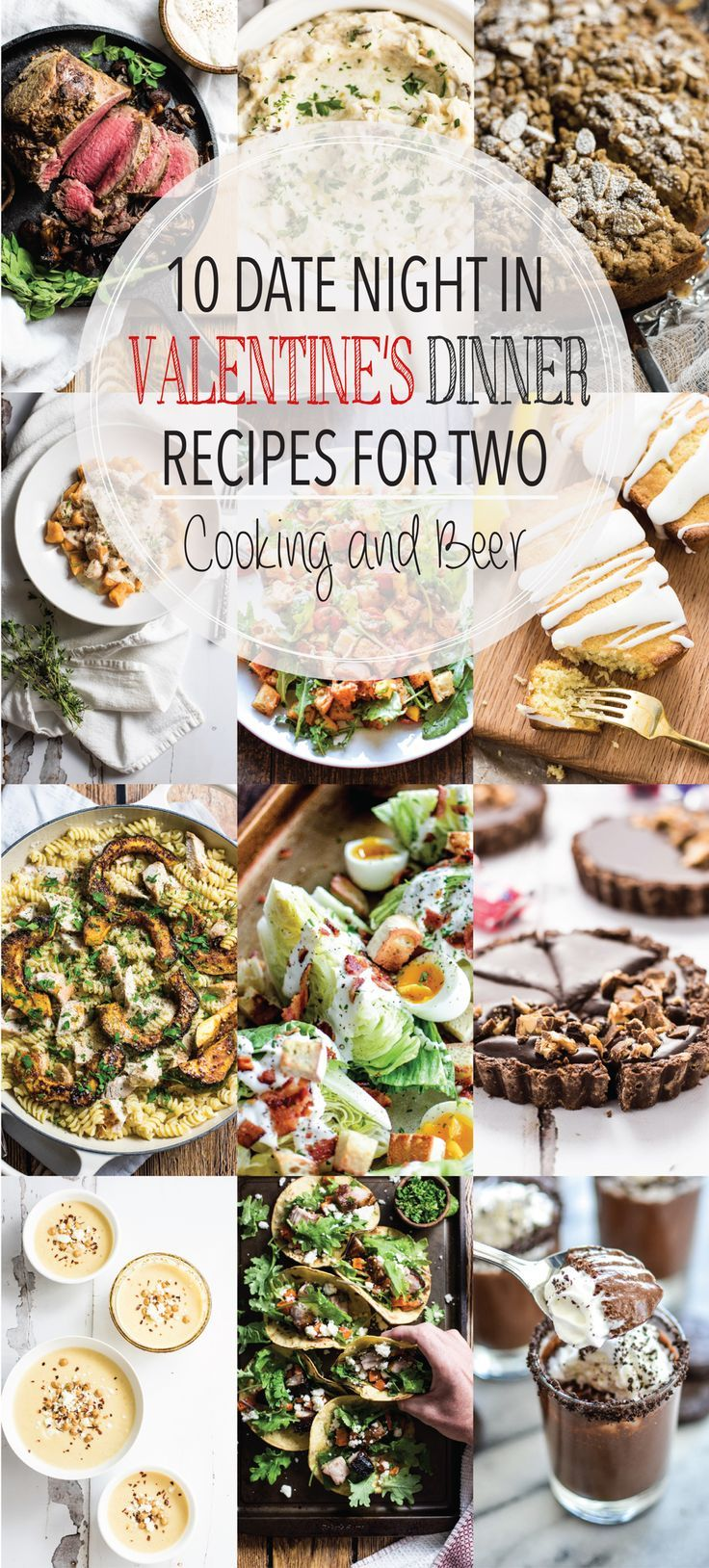 10 date night in valentines dinner recipes - Valentine Day Meals To Cook At Home