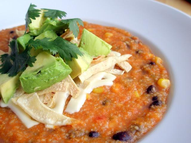 Vegan Tortilla Soup | Recipe