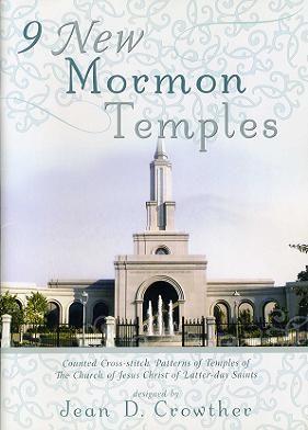 LDS Temple designs: Winter Quarters Nebraska, Monterrey Mexico, The Hague Netherlands, Redlands California, Copenhagen Denmark, Manhattan New York, San Antonia Texas, Newport Beach California, & Sacramento California.