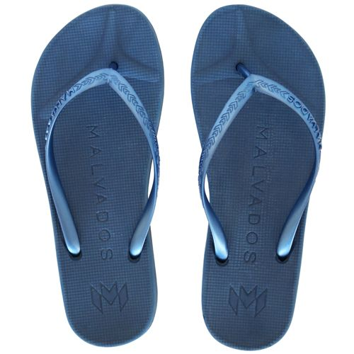 Malvados Playa in Gypsea one of the gorgeous ocean color flip flop with molded footbed