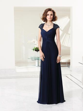 VM Collection - 70901  Stretch Mesh Dress and Stole  Look good in this evening dress! Cocktail Dress