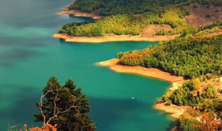 Lakes and rivers in Greece   Discover Greece