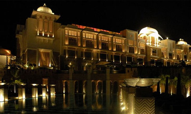 The Leela Palace Hotel, Udaipur