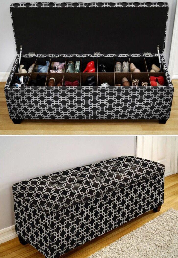 Shoe storage                                                                                                                                                                                 More
