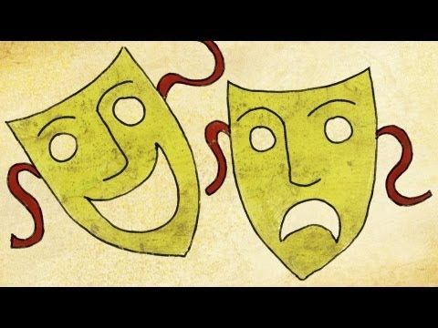 From mystery plays to Shakespeare, how the history of drama unfolded.