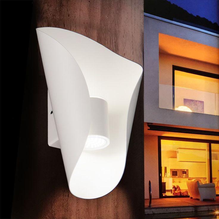91 best Beleuchtung - Außenbereich images on Pinterest Garden - lampen ausen led 2