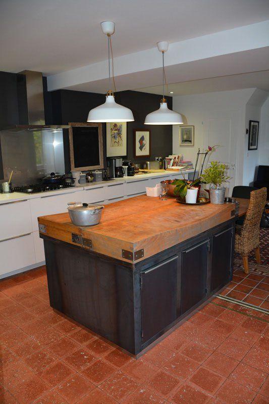 les 46 meilleures images du tableau repeindre une cuisine sur pinterest cuisines meuble de. Black Bedroom Furniture Sets. Home Design Ideas