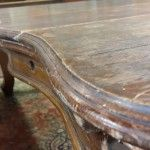 7ft Riley Serpentine Snooker Dining Table.   Browns Antiques Billiards and Interiors.