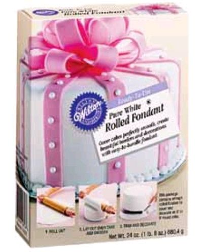 13 best images about Wilton Rolled Fondant on Pinterest | Pastel blue, Shops and Primary colors
